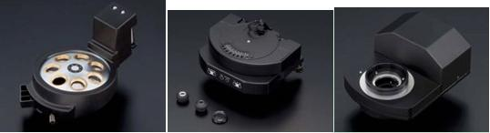 奥林巴斯显微镜丰富的扩展附件
